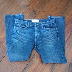 Hollister Mens Classic Straight Jeans W32 x L32